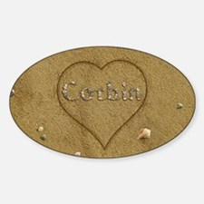 Corbin Beach Love Decal