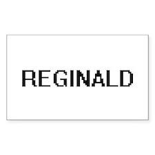 Reginald Digital Name Design Decal