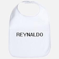 Reynaldo Digital Name Design Bib