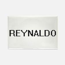 Reynaldo Digital Name Design Magnets
