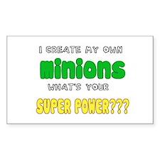 SUPERPOWER Decal