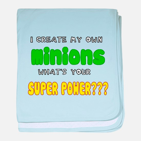 SUPERPOWERS.png baby blanket
