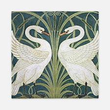 Swan & Rush Queen Duvet