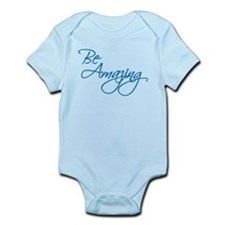 Be Amazing - Blue Body Suit