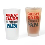 Dad glass Pint Glasses