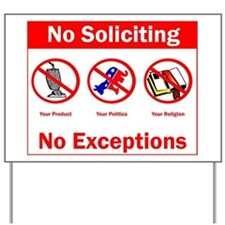 nosoliciting3.png Yard Sign