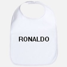 Ronaldo Digital Name Design Bib