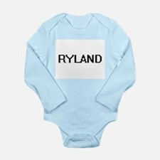 Ryland Digital Name Design Body Suit