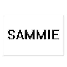 Sammie Digital Name Desig Postcards (Package of 8)