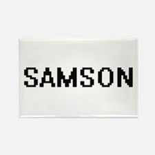 Samson Digital Name Design Magnets