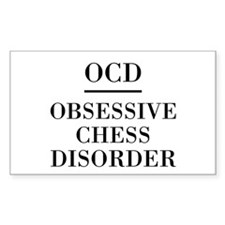 Chess Disorder Decal