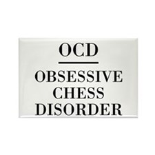 Chess Disorder Magnets