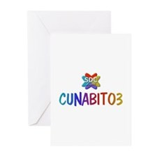 CUNABITO3 Products Greeting Cards (Pk of 10)
