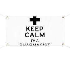 Keep Calm Pharmacist Banner