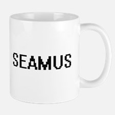 Seamus Digital Name Design Mugs