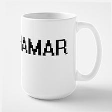 Shamar Digital Name Design Mugs
