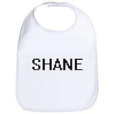 Shane Digital Name Design Bib