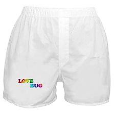 lovebug.png Boxer Shorts