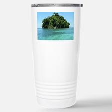 Blue Lagoon Monkey Isla Stainless Steel Travel Mug