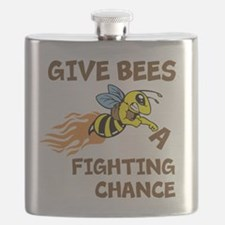 Fighting Chance Flask