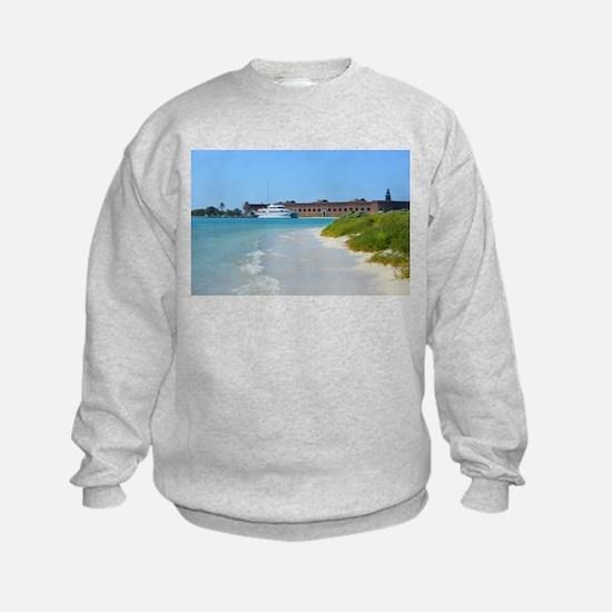 Dry Tortugas, Key West, FL Sweatshirt
