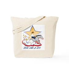 SlideLikeAGrl Tote Bag