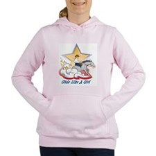 SlideLikeAGrl Women's Hooded Sweatshirt