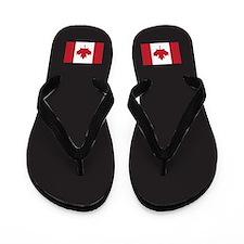 Canada Flag Flip Flops Flip Flops