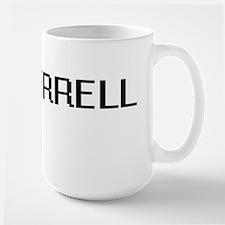 Terrell Digital Name Design Mugs