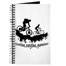 Mountain Biking Good Time Inspirational Quote Jour