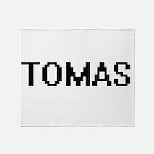 Cute Tomas Throw Blanket
