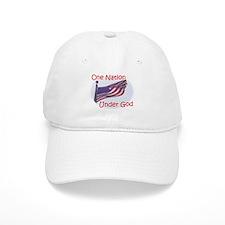 Americana Holiday Baseball Cap