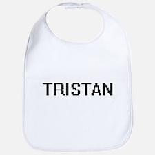 Tristan Digital Name Design Bib