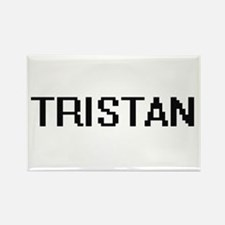 Tristan Digital Name Design Magnets