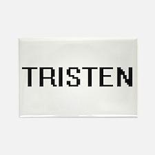 Tristen Digital Name Design Magnets