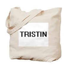 Tristin Digital Name Design Tote Bag