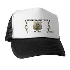 Purple Loosestrife Trucker Hat