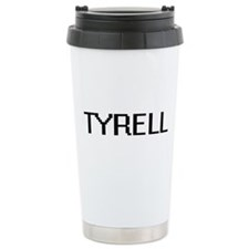 Tyrell Digital Name Des Travel Mug