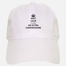 Keep Calm Its Only An Extra Chromosome Baseball Ca