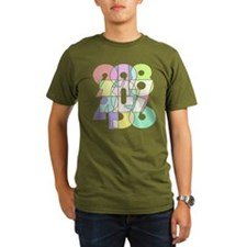 Cubistic # T-Shirt