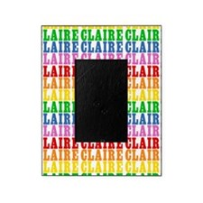 Rainbow Name Pattern Picture Frame