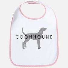 Coonhound (Grey) Dog Breed Bib