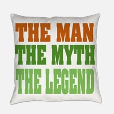 The Man Everyday Pillow