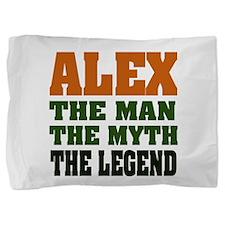 Alex The Legend Pillow Sham