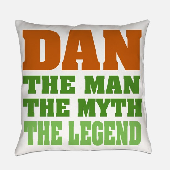 Dan The Legend Everyday Pillow