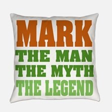 Mark The Legend Everyday Pillow