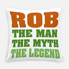 Rob Everyday Pillow