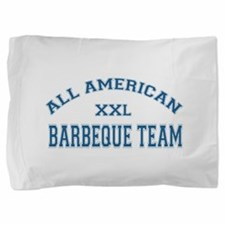 AA Barbeque Team Pillow Sham