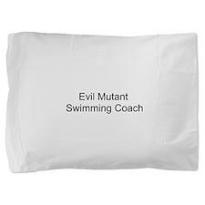 Cute Swimming coach Pillow Sham