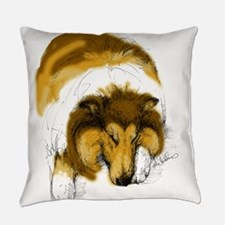 Chase Sleeping Everyday Pillow